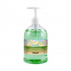 Gel Hidroalcoholico Higienizante 500ml - Aroma de Melon - Dosificador - Alcohol 70%