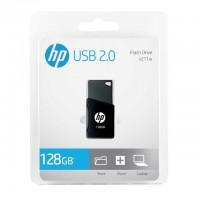 HP v211w Mini Memoria USB 2.0 128GB - Color Negro (Pendrive)