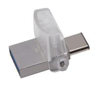 Kingston Memoria USB 3.1 + USB Tipo-C 32GB MicroDuo 3C (Pendrive)