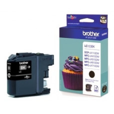 Brother ORIGINAL LC123 Negro (LC123BK)