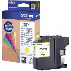 Brother ORIGINAL LC223 Amarillo (LC223Y)