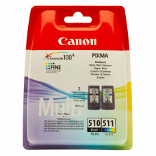 Canon ORIGINAL Multipack PG510/CL511 (2970B010)
