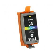 Canon CLI36 (1511B001) Tricolor