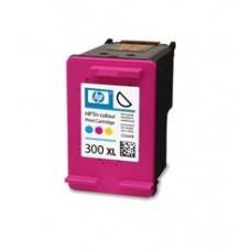 HP 300 XL Tricolor (CC643EE/CC644EE)