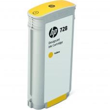 HP 728XL Amarillo (F9J65A/F9J61A)
