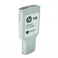 HP 728XL Negro Mate (F9J68A/F9J64A)